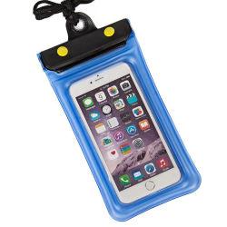 Piscina impermeável flutuante mala bolsa telefone caso para várias Smart Phone