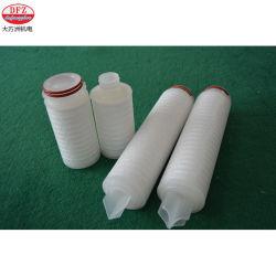 Dafangzhou 30 Zoll PP Polypropylen Drahtgewickelte 5 Mikron Patrone Filterelement für Wassergeräte