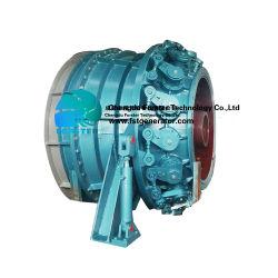 Roda de água turbina turbina gerador eléctrico de potência hidráulica de Plantas