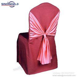 호텔 웨딩 연회, 의자 커버, 테이블 커버