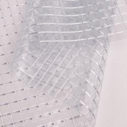 PVC transparent Tarpaulin PVC laminiert Mesh Gewebe für Waschwasser Eimer