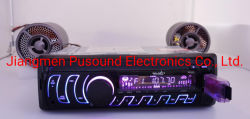 Carro estéreo de áudio MP3/leitor de DVD com Bluetooth com USB