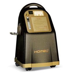 5L の酸素発生器車は良質の家の使用の医学を使用する 中国製酸素濃縮装置
