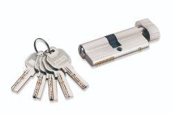 Europrofil-Messinghauptschlüssel-Zylinderschloss-Karosserien-Zylinder-Tür-Verschluss