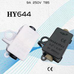 Petit boîtier de raccordement pour bornier à 3 broches 3 contacts IP44 Boîtier de raccordement électrique étanche en plastique pour éclairage extérieur