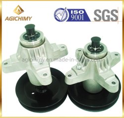 Deckel-Mäher-Teile des Aluminiums, die durch CNC maschinell bearbeitet /as-Spindel 918-04126/618-0624/918-0624/618-0659/918-0659 aufbereiten