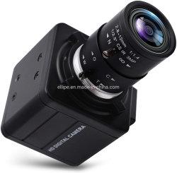 ELP 1080p ミニカメラ、マニュアルズーム 2.8 ~ 12mm バリフォーカルレンズ付き フル HD USB カメラ