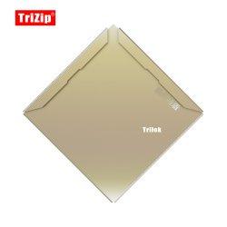 Trilok Metallblockierendach, Wand-Umhüllung, Fassade-quadratische Schindel-Fliese - Td195
