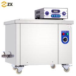 منظف الأجزاء التلقائي لوح الهزازة بالموجات فوق الصوتية صناعة الطاقة الكبيرة جهاز تنظيف الموجات فوق الصوتية 110 فولت/220 فولت 360L