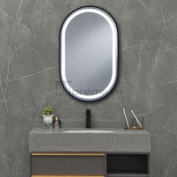 El Infinito del arco anti niebla baño espejo LED