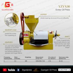 Les plus populaires de l'huile de soja Huile de soja de la machine d'extraction végétale Making Machine