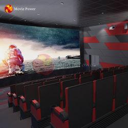 50-100 zitplaatsen 4D Theatre succesvol Business Idea 5D Motion Cinema Simulador