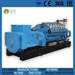 Comeriver Syngas 200/240/500/600/700kw zeer efficiënt Industrieel uitlaatgas/Biomass Gas/Coke oven Gas/producer gas/raffinagas/Syngas-generatorset