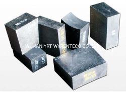 Mattone di carbonio della magnesia dell'allumina per il rivestimento delle siviere di raffinamento