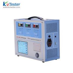 Kvtester 현재 변압기와 잠재력 변압기 시험 고정되는 CT PT 측정과 분석 기기