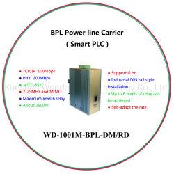 BPL Smart PLC электросетевого Ethernet Bridge для промышленных Powerline Communication