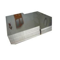 Fil de poli anodisé appelée miroir du matériel en acier de feuille en aluminium