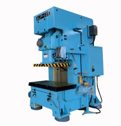 200 ton C duplo da estrutura mecânica prensa elétrica chapa metálica do virabrequim para venda