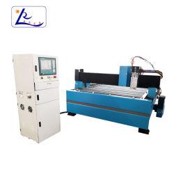 Contrôleur automatique de hauteur de la flamme du tuyau de feuille acier au carbone de la Chine CNC Plasma Cutter