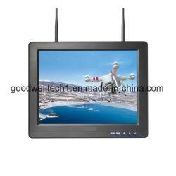 شاشة LCD مزدوجة 32 قناة 5.1 جيجاهرتز 12.1 بوصة مزودة بتقنية FPV