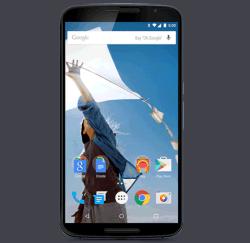 Заводские разблокирован Nexus 6 смартфон Android мобильный телефон