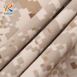 Impresos digitales camuflaje China Textil para el uniforme militar