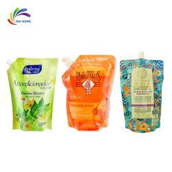 Biodegradabili personalizzati si levano in piedi il sacchetto di plastica in su d'imballaggio di imballaggio per alimenti del sacchetto