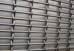 Edelstahl Woven Cable Metal Mesh für Decoration