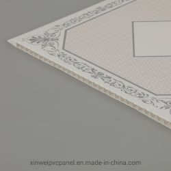 Cuisine moderne ignifugé MGO laminé PVC dalle de plafond