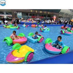 Цветные пластмассовые маленькими детьми и стороны катамаранах, круиз на лодке или на лодке, Dragon лодки компрессионной пластины для продажи
