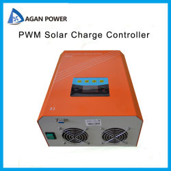 Controlemechanisme van de Last PWM van de Macht van de Batterij van het Comité van de prijs 12V 24V 48V USB LCD het Intelligente 10A 20A 30A 40A 60A 80A 100A Hand Zonne