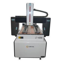 Mini-Router CNC 6090 Fabricação para trabalhar madeira Máquina Router CNC