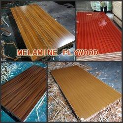 Preço competitivo a alta qualidade da madeira contraplacada de melamina para armário