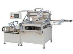 Machine van de Printer van de Zijde van het Etiket van de Verpakking van de Druk van de Serigrafie van de Printer van de Verpakking van het Etiket van de Machines van de Druk van het Scherm van het Document van de Overdracht van de hitte de Automatische hy-H56
