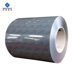 0.6-0.7mm PVDF/PE Pre Painted Color Coated 또는 Coating Aluminum (Corrugated Roof Sheet (Alloy 3003/3004/3005/3105)를 위한 알루미늄) Roofing/Roof Coil