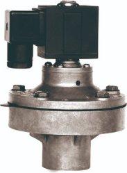Elettrovalvola a solenoide montata serbatoio di impulso del diaframma per il collettore di polveri dal 1992