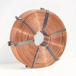 Isolation résistant au feu de la réfrigération isolation à revêtement en PVC PE tuyau en cuivre isolé