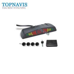 Affichage LED capteurs de stationnement de voiture