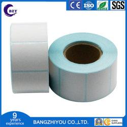 Kupferne Platten-Strichkode-Kennsatz-Papier-Aufkleber-Pasten-Papier