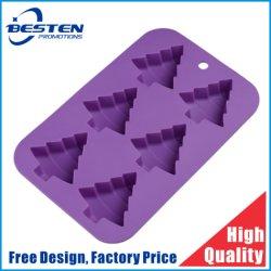 100 % sûr de la FDA en silicone de qualité alimentaire cube de glace des bacs