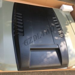 Acessórios para automóvel PX3 Bodykit 2019 Ford Ranger Wildtrak Goteira de capô