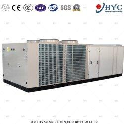 R410A Air-Cooled Expansion directe sur le toit industriel emballé Unité de climatisation