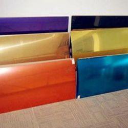 De couleur cuivre feuille en aluminium 5052 H32 en aluminium Alliage métallique
