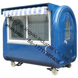 Automobile di buffet del hot dog/carrello mobile di vendita alimento della via/carrello portatile del Mobile del hot dog