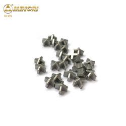 Fabricante de carboneto de tungsténio brocas de aço endurecido dicas de mineração de carvão