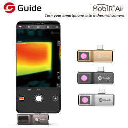 ホームは熱カメラの電話接続機構、産業機能の熱追跡のカメラを修理する