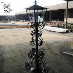Фабричный Уличный Светильник из Старинного Чугуна для Ар-деко Ilb-04