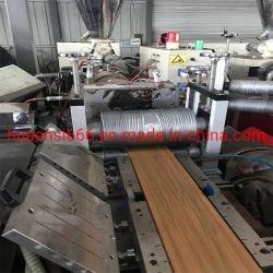 Profil Huaensi PE WPC Ligne de production de la fabrication