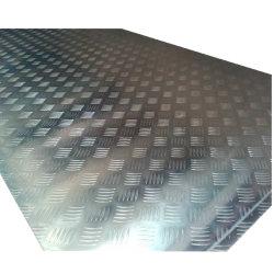 6061 Placa de alumínio de Bitola de xadrez para Anti-Skid