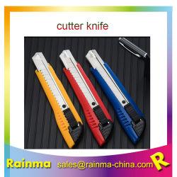 Fixe de haute qualité de la sécurité des couteaux du hacheur boîte escamotable